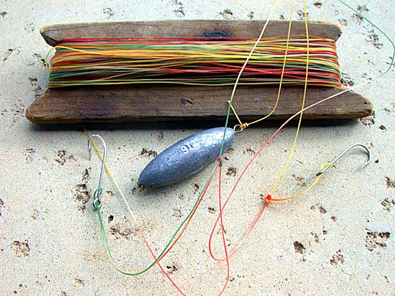 A Simple Piece of Wood: Fishing with Winding Boards