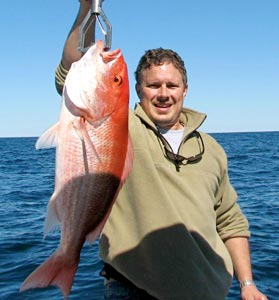 Yellowtail bottom fish hitting at bahia de los angeles for Rocky point fishing charters